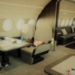 Новый самолет бизнес-авиации ACJ TwoTwenty от Airbus
