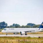 Air Astana обновляет флот — перевозчик первым в СНГ получил А321LR