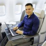 Air Astana оборудовала Интернетом все свои Boeing 767
