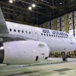 Air Astana покрасит самолеты в Минеральных Водах