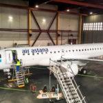 Air Astana получила второй самолет Embraer E190-E2