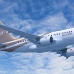 Арендовать самолет Airbus ACJ318 в Казахстане