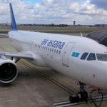Авиакомпания Air Astana получила первый самолет A320neo