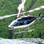 Арендовать вертолет Bell 206L4 в Казахстане