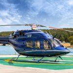 Арендовать вертолет Bell 429 в Казахстане