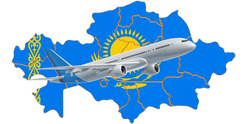 Бизнес авиация в Казахстане