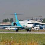 Fokker 100 спешит на помощь