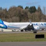 Казахстанский перевозчик SCAT совершил первый рейс в Евросоюз