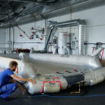 Magnetic MRO поможет Air Astana с ремонтом аварийных трапов