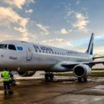 OGMA выполнила C-check на девяти E190 авиакомпании Air Astana