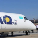Пассажиропоток Qazaq Air увеличился в полтора раза