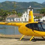 Арендовать вертолет Robinson R44 в Казахстане