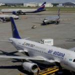 У казахстанских авиакомпаний резко ускорился прирост пассажиропотока