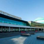 В большинстве аэропортов Казахстана открыли небо